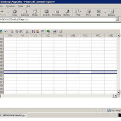 How to Uncover Hidden Game in Microsoft Excel 2000 1