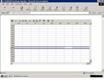 How to Uncover Hidden Game in Microsoft Excel 2000 2