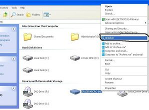 How to Fix Problem Ejecting USB Mass Storage Device Error 1