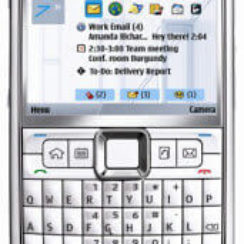 Nokia Launches E71 and E66 1