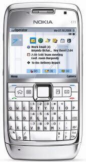 Nokia Launches E71 and E66 1
