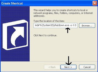 Quicker Ways To Shutdown Windows XP PC 1