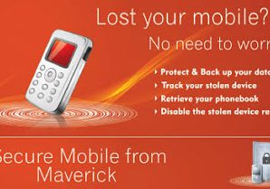Anti-Theft Software for Mobile Phones - Maverick Secure Mobile (MSM) 4