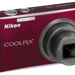Nikon COOLPIX S710 Digital Camera