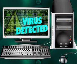 Computer Virus Detected