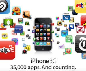 iPhone3G-Apps