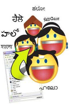 Chat in 9 Indian Languages with Yahoo IndiChat 3