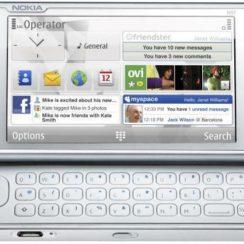 Nokia N97 Smartphone