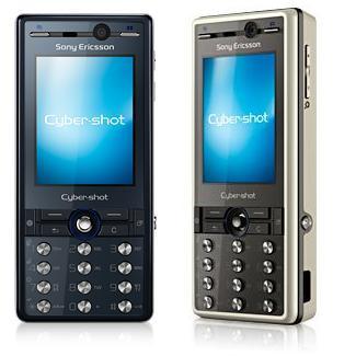 Sony Ericsson K810i Cyber-shot phone