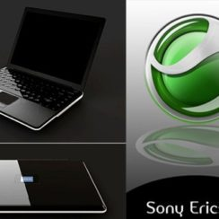 Sony Ericsson Laptop