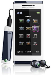 Sony Ericsson Aino Slider Phone Specs Overview 2