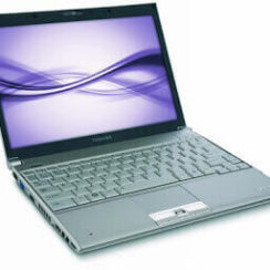 Toshiba Portege R600 3