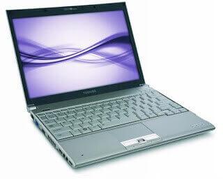 Toshiba Portege R600 2