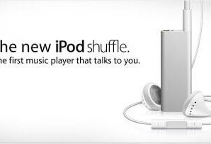 iPod Shuffle - The First Ever talking music player 1