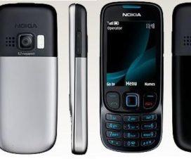 Nokia 6303 Classic Mobile Phone