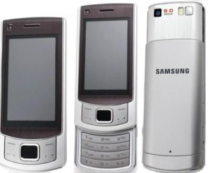 Samsung S7350 Smartphone overview image