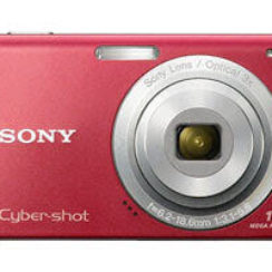 Sony DSC W180 - Unveil the joy of true life photography 1
