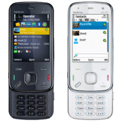 Nokia N86 review 1