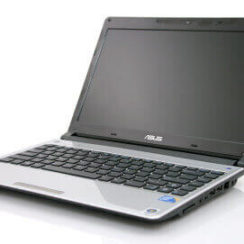 ASUS UL30A-A1 Thin & Light 13.3-Inch Silver Laptop | First Glance 3