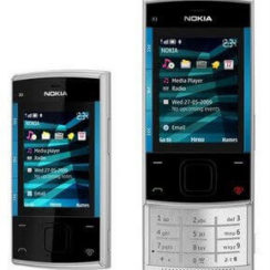Nokia X3 - The Stylish Slim Slider Phone 4