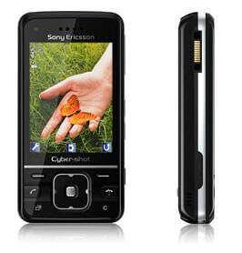 Sony Ericsson C903 - A Smartphone from Sony Ericsson Cybershot Family 2