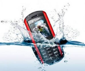 Samsung B2100 Marine - First Dust Resistance & Waterproof Mobile Phone 2