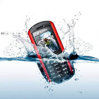 Samsung B2100 Marine - First Dust Resistance & Waterproof Mobile Phone 4