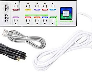 Monster GreenPower Surge Protector MDP 900 - Protecting Your Digital Life 1