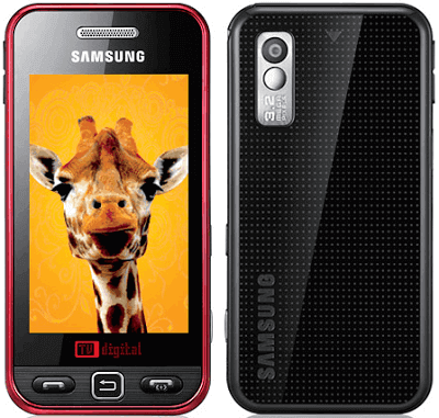 Samsung I6220 Star TV Overview 9