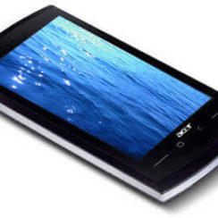 Acer Liquid Android Phone Review 1