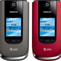 Nokia 6350 - Simple Folding 3G Phone with AT&T 4