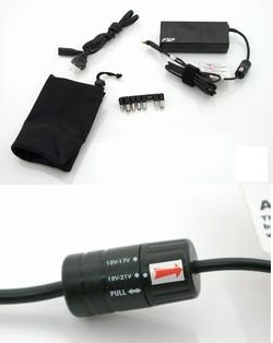 FSP NB S90 Universal Notebook Adapter with voltage settings