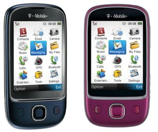 T-Mobile Tap - The New Tap Touch Phone 2