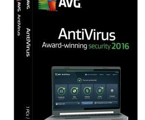 AVG Anti-Virus 2016