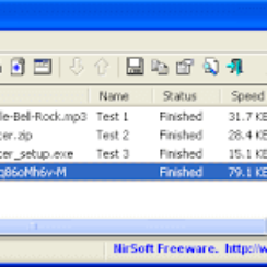 Test Your Download Speeds @ DownTester 5