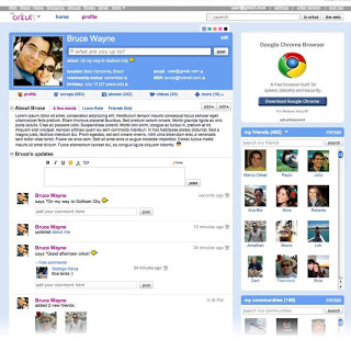 Chat With Your Friends Inside the New Orkut 1