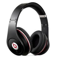 Beats by Dr. Dre Studio headphones over-ear