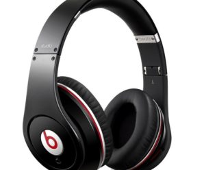 Beats by Dr. Dre Studio headphones over-ear