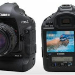Canon EOS-1D Mark IV Digital SLR Camera - The Perfect Choice for Professional Photographers 1