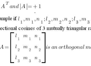 Matrices EAMCET - Part 1 2