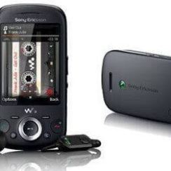 Sony Ericsson Zylo - The Ultimate Slider Walkman Series Phone for Youngsters 1
