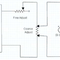 Calibration of PMMC Voltmeter Using a Potentiometer 3