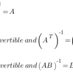 Singular and Non-Singular Matrix 4