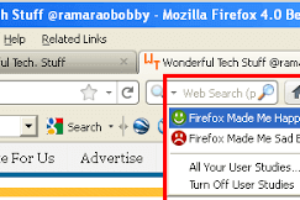 Super Speed Firefox 4 Beta is Here - Find Out Whats New and Interesting 4