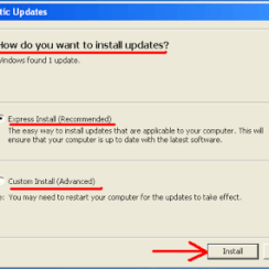 Configure Automatic Updates to Download and Install Updates for Your Computer 4