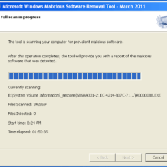 Microsoft Windows Malicious Software Removal Tool - Security Update 1