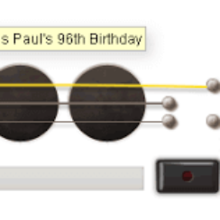 Les Paul Google Doodle Guitar Doing Wonders | Google Had to Give it a Permanent Home 4