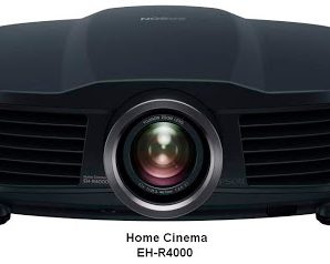 Epson EH-R4000 3LCD Reflective Home Cinema Projector