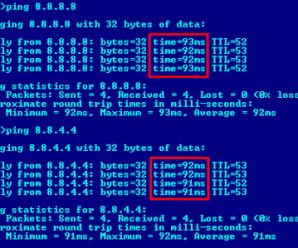 OpenDNS vs Google Public DNS vs BSNL Broadband DNS Servers 1