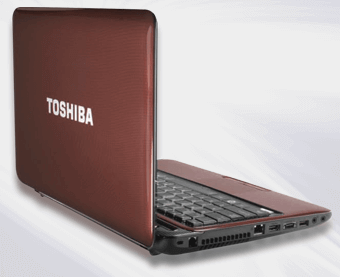 Toshiba L650-X5310 Laptop - A Perfect Blend of Technology and Performance 2